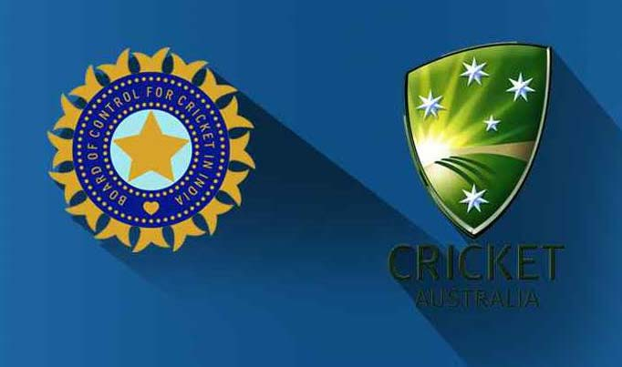 India versus australia icc test championship league
