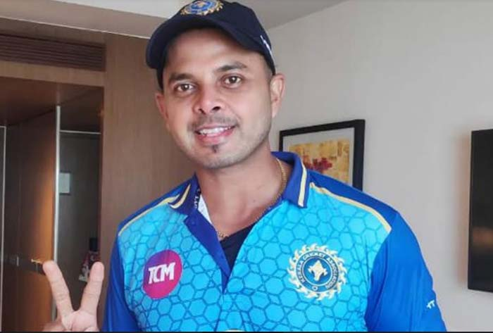 Sreesanth takes his first wicket in 7 years for Kerala