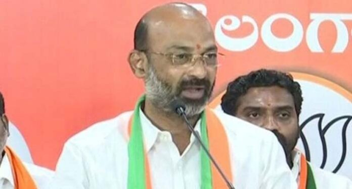 trs dalith mlas writes open letter to bjp mp bandi sanjay